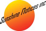 Sunshine Notices Logo